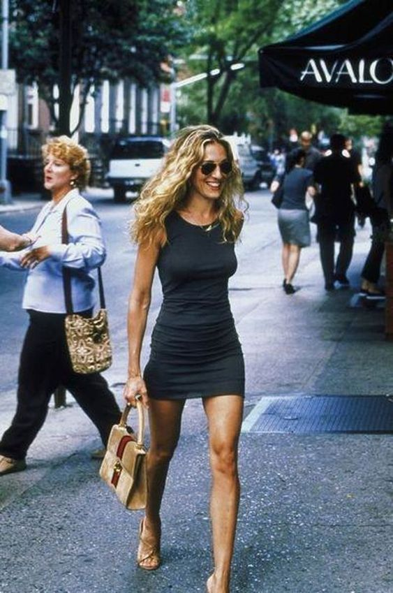 Sex and the City: 10 of Carrie Bradshaw's Best Outfits - Miss Yana Cherie